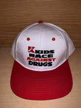 Load image into Gallery viewer, Vintage 1996 Kmart Kids Race Against Drugs Hat