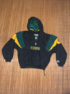M - Green Bay Packers Starter Jacket