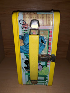 Vintage 1979 Sesame Street Lunch Box