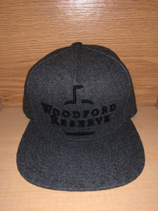 Sample - Woodford Reserve 100% Wool Zephyr Hat
