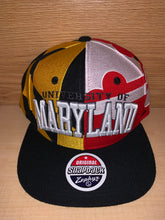 Load image into Gallery viewer, University of Maryland Zephyr Hat