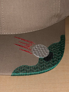 In-Action Golf Hat