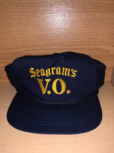 Load image into Gallery viewer, Vintage Seagrams V.O Hat