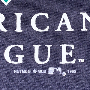 M - Vintage 1995 Brewers American League Shirt