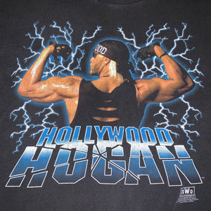 L - Vintage 1998 Hollywood Hogan Shirt
