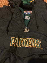 Load image into Gallery viewer, M - Green Bay Packers Starter Jacket