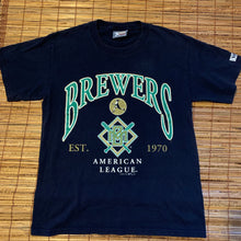 Load image into Gallery viewer, M - Vintage 1995 Brewers American League Shirt