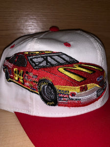 Vintage Bill Elliot McDonald's Racing Team Hat