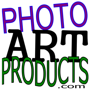 Photoartproducts label