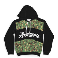 awesome camouflage hoodie