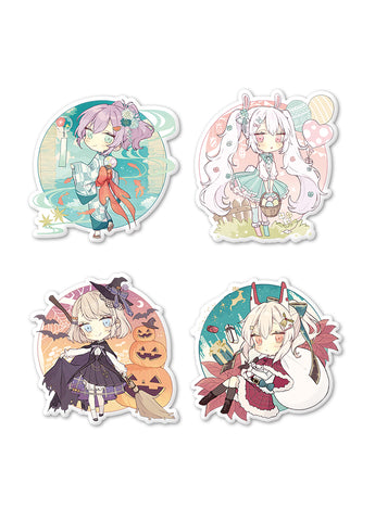 Azur Lane | Fridge Magnet Set | 冰箱贴套组