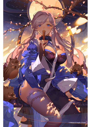 Azur Lane | Wall Scroll Poster | 挂画