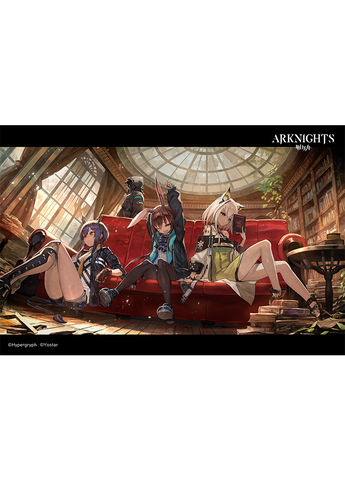 Arknights | Wall Scroll Poster | 挂画