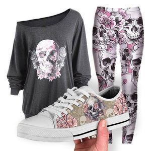 Floral Skull Bundle Deal