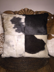 Cow Hide Cushions | Choose your favourite