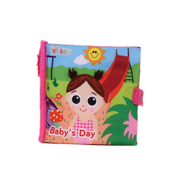 Jolly Baby Book: Baby's Day
