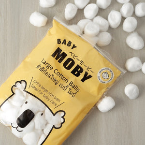 Moby Baby Large Cotton Balls