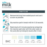 Safe Milk Breastmilk Alcohol Test Strips