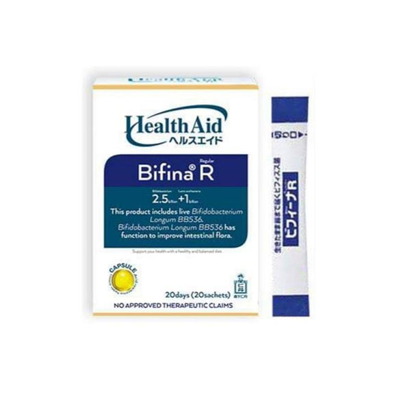 Health Aid Bifina - R (Regular)