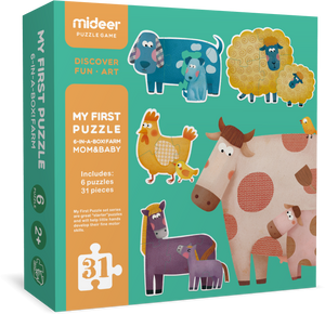 Mideer My First Puzzle