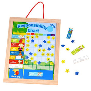 Tooky Toy Responsibility Chart