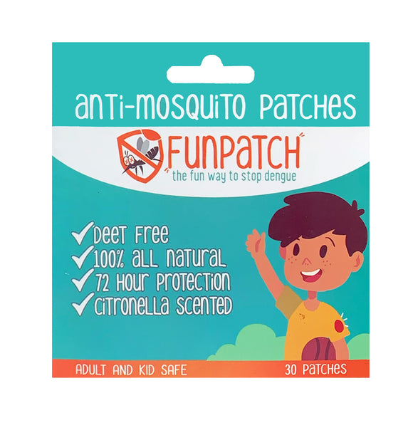 Funpatch Anti-Mosquito Patch