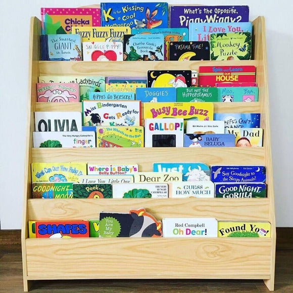 Olive & Cloud Bookshelf