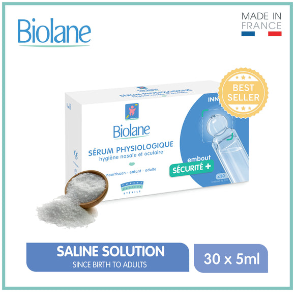 Biolane Saline Physiological Solution