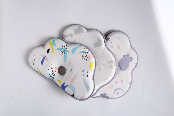 Olive & Cloud Baby Head Pillow (PRE-ORDER)