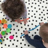 Play With Pieces - Moroccan/Polka Playmat