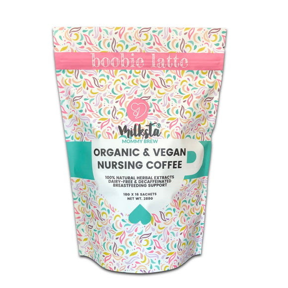 Milksta Vegan & Decaf Nursing Coffee