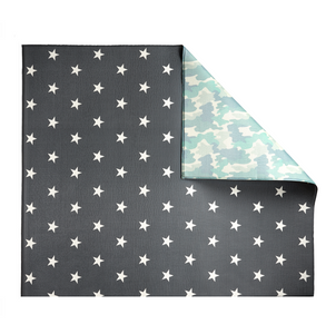 Play With Pieces - Star/Camo Playmat