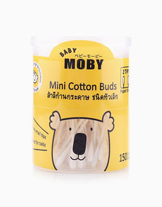 Moby Baby Mini Cotton Buds