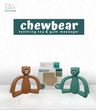 Infantway Chewbear Teething Toy & Gum Massager