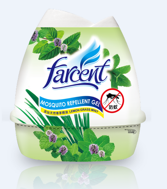 Farcent Scented Gel Mosquito Repellent