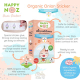 Happy Noz Detox PM 2.5 Onion Sticker