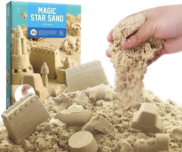 Joan Miro Kinetic Play Sand 2.2lbs
