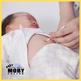 Moby Baby Big Cotton Buds