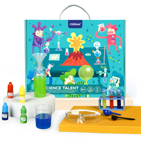 Mideer Science Experiments: Science Talent Kit