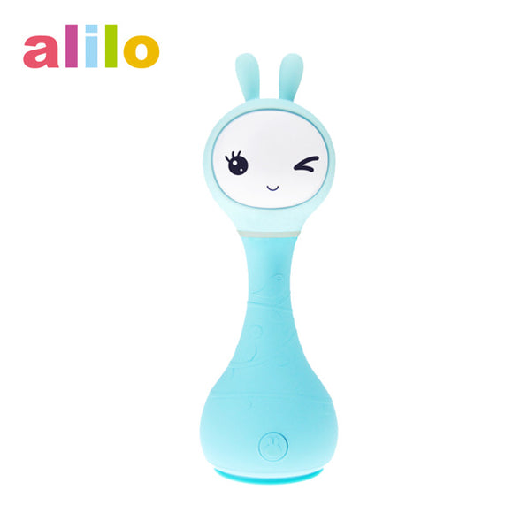 Alilo Shake and Tell Rattle