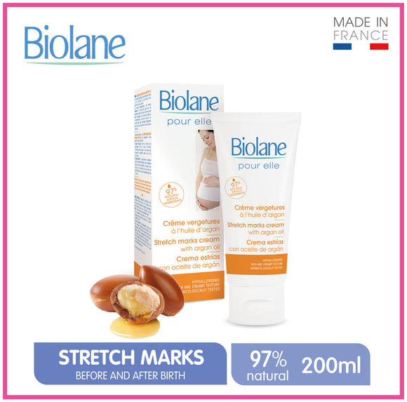 Biolane Stretchmark Cream 200ml
