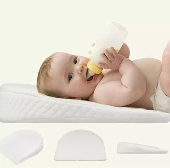 Olive & Cloud Baby Wedge Pillow