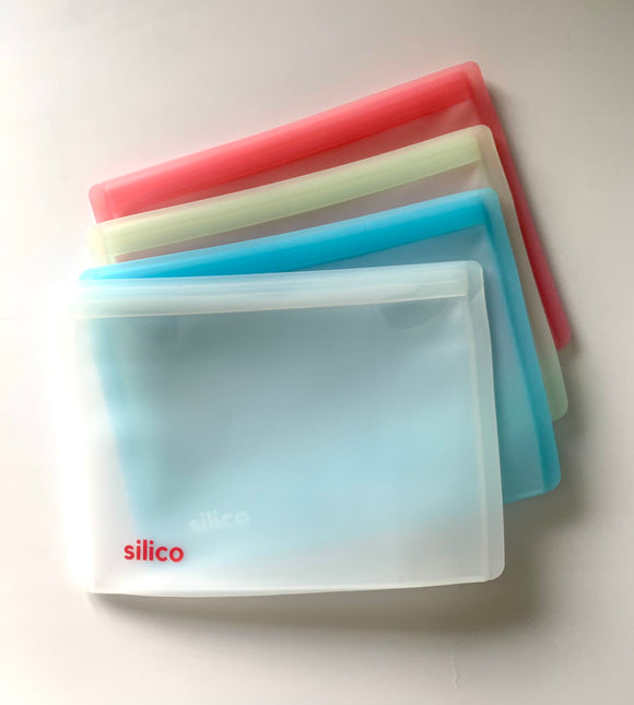 Silico Zip Bags 1000ml