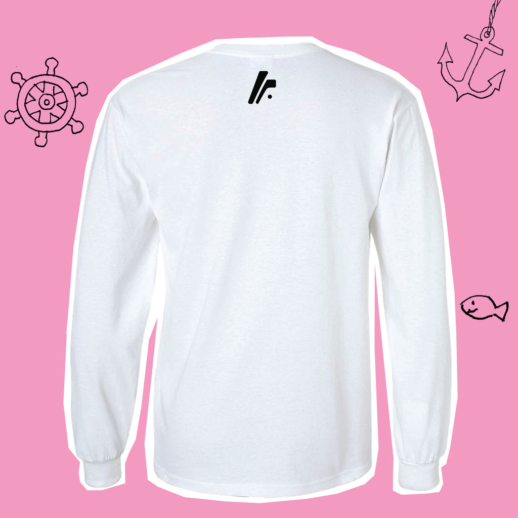 Lido Lunch Long Sleeve Tee