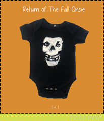 Return of The Fall Onesie