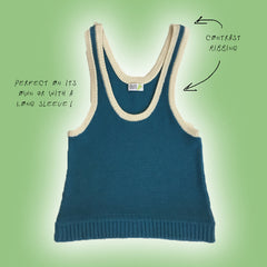 The Ultimate Knit Vest