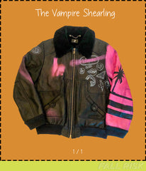 The Vampire Shearling