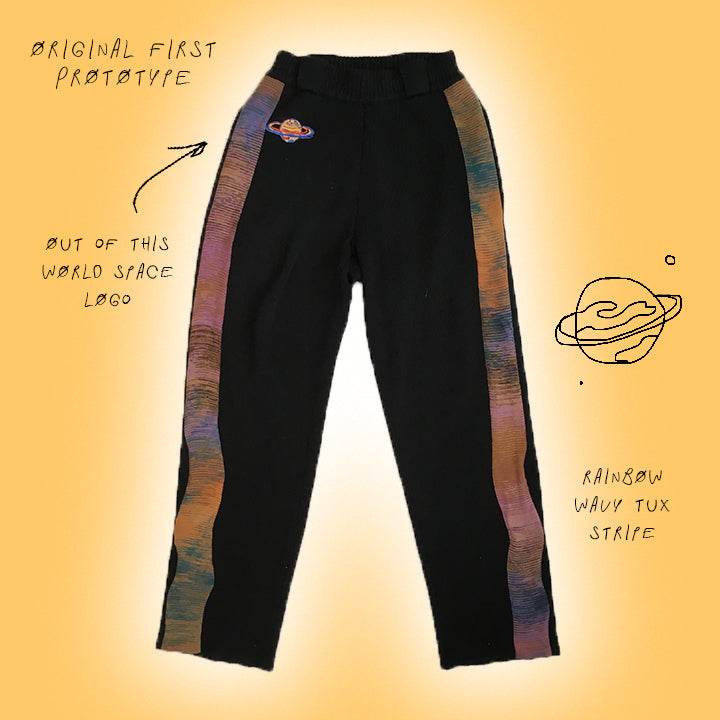 BOOGIE DOWN KNIT SWEAT PANT