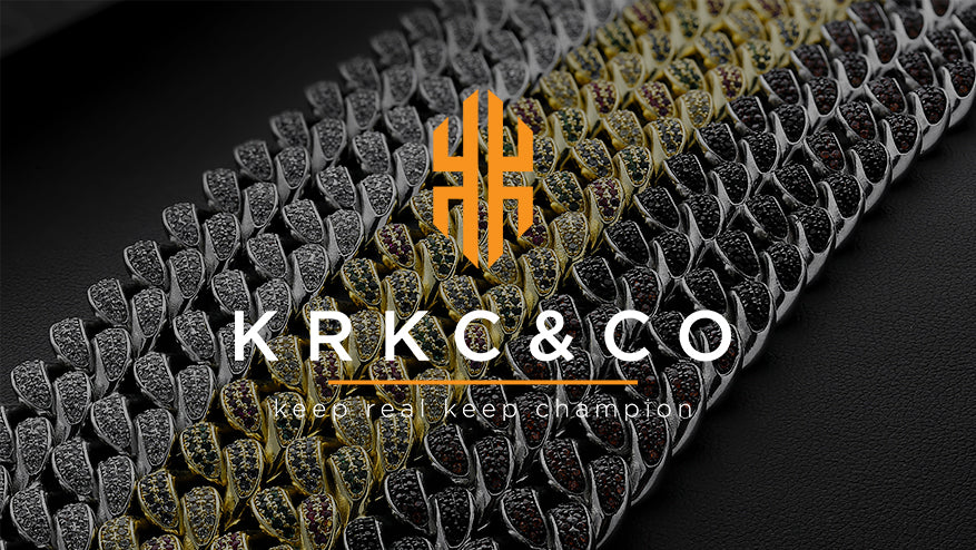 KRKC&CO Starts Selling on Amazon Recently!
