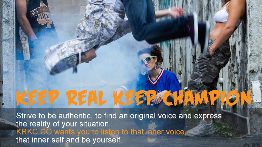 Find the Real You! Street-wear Shopping in KRKC&CO
